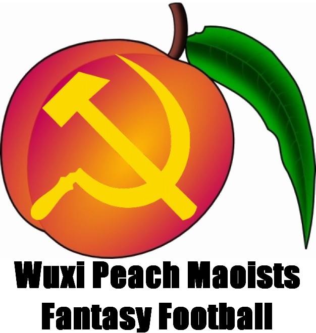 peach maoists new logo white background small